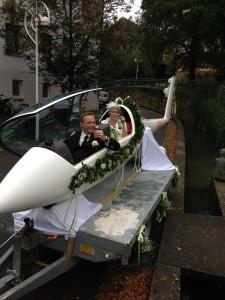 Hochzeit Jochen und Isi
