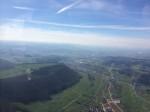 Segelfliegen auf dem Messelberg
